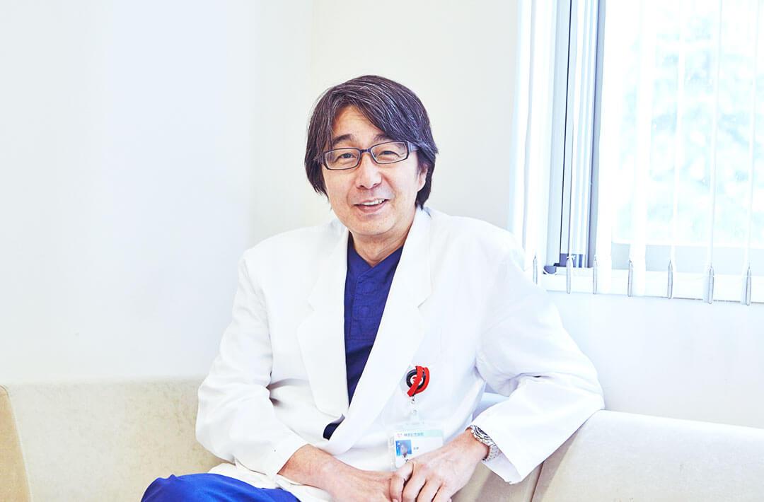 高橋 幸宏(榊原記念病院 副院長 心臓血管外科 小児 主任部長)
